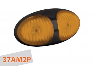 Lampka boczna LED AUTOLAMPS 37AM2P | Carpol